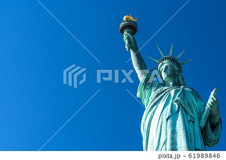 《ニューヨーク》自由の女神・アメリカの象徴 61989846