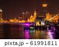 《上海》外灘の夜景・上海租界のライトアップ 61991811