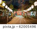 江ノ島・江島神社の提灯 62005496
