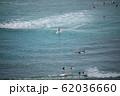 ワイキキビーチ マリンスポーツ perming  写真素材 62036660