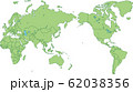 世界地図 62038356
