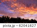 朝焼け雲 62041627