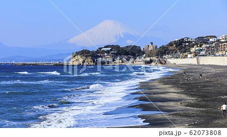 七里ヶ浜(冬) 62073808