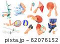 オリンピック競技スポーツ10種 62076152
