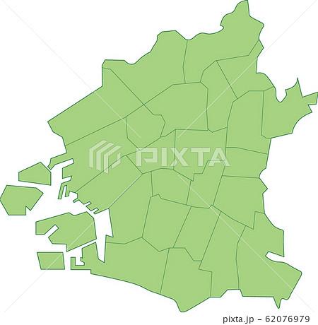 大阪市の地図 62076979