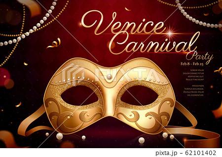 Exquisite Venice carnival design 62101402