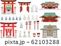 神社セット 62103288