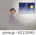 シニア女性 入院 不眠 62120061