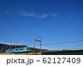 青空と伊賀鉄道の忍者列車 62127409