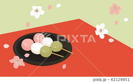 花見だんご 62129851