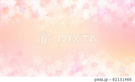 背景-和-和紙-和風-和柄-春-グラデーション-ピンク 62131466