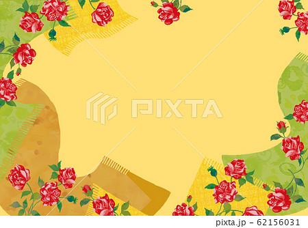 薔薇とストールの背景画像 62156031