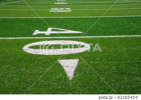 アメリカンフットボール 62165454