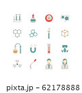 SCIENCE ICON SET 62178888