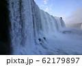 ブラジル側イグアスの滝 62179897