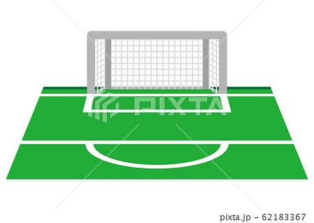 サッカーゴール 62183367