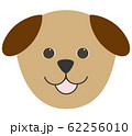 犬の顔 62256010