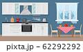 Modern kitchen interior 62292292