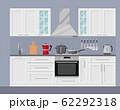 Modern kitchen interior 62292318