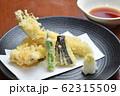 天ぷら盛り合わせ 62315509