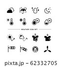 WEATHER ICON SET 62332705