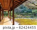 京都・青蓮院 華頂殿から庭園の眺め 62424455