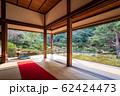 京都・青蓮院 華頂殿から庭園の眺め 62424473