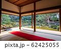 京都・青蓮院 華頂殿から庭園の眺め 62425055