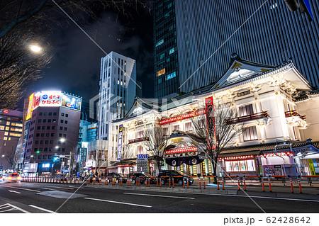 銀座 歌舞伎座周辺 62428642