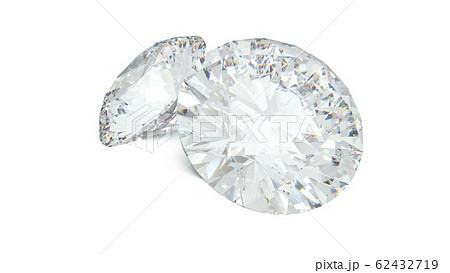 ダイヤモンド バックグランド白系 CG 62432719