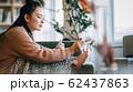女性のライフスタイル 62437863