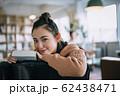 女性のライフスタイル 62438471