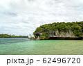 ニューカレドニア ロワイヨテ諸島 イル・デ・パン カヌメラビーチ 62496720