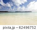 ニューカレドニア ロワイヨテ諸島 イル・デ・パン オロ湾  62496752