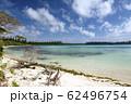 ニューカレドニア ロワイヨテ諸島 イル・デ・パン オロ湾  62496754