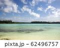 ニューカレドニア ロワイヨテ諸島 イル・デ・パン オロ湾 オロ・ビーチ 62496757