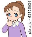 疑問に思う子供 62526034