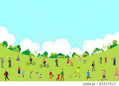 公園 人物 62527017