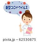 新型コロナウイルス 感染症 予防 62530875