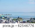 三井寺観音堂の展望台から琵琶湖を望む 62546776