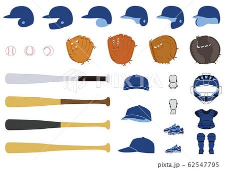 野球の道具 62547795