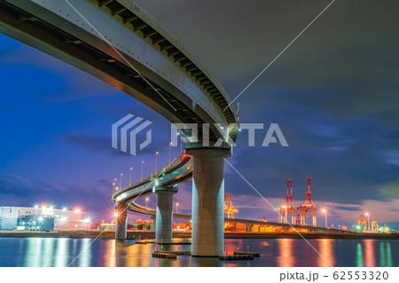 四日市の夜景 いなばポートライン 【三重県】 62553320