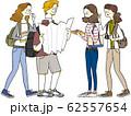 旅行 案内 外国人 62557654