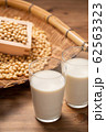 豆乳と大豆 62563323