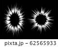 Manga radial motion lines 62565933