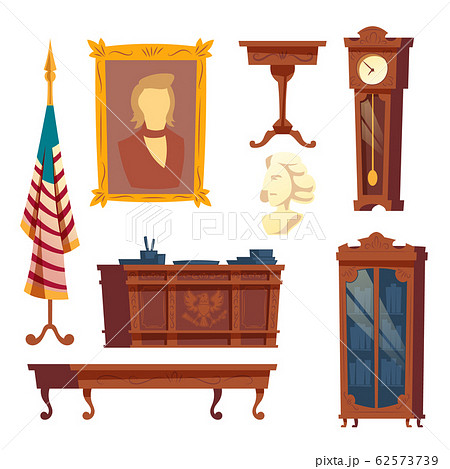 collection - white house, oval office furniture 62573739