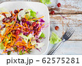 Healthy vegetable salad 62575281