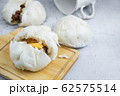Chinese steamed buns and breakfast 62575514
