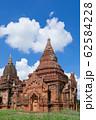 ミャンマー_バガンの仏塔群 62584228