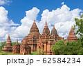 ミャンマー_バガンの仏塔群 62584234